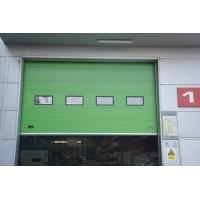 Wholesale Anti Breaking Cable Device Green Security Overhead Door Automatic Sliding Garage Door from china suppliers