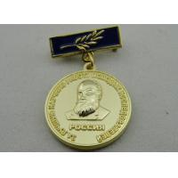 Wholesale 3D Iron or Brass / Copper Custom Awards Medals with Die Casting, High 3D and High Polishing from china suppliers