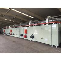 Wholesale Gas Heating Digital Printing Equipment , Drying And Coiling Printed Carpet from china suppliers
