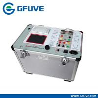 Buy cheap GF106T automatic instrument transformer error test system with 1000A/2500V output from wholesalers