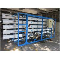 Wholesale Industrial  Heavy duty  Seawater RO Plant With reverse osmosis filtration systems from china suppliers