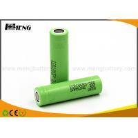 Wholesale 30B 3000mAh Cylinder Lithium Rechargeable Batteries Highest Capacity 18650 Batterier from china suppliers