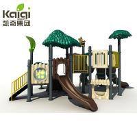 Buy cheap Park & kindergarten play for children out door playground food grade material with good performance from wholesalers