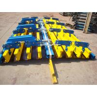 Wholesale High standard steel frame Adjustable Semi-diameter Arced Concrete Column Formwork from china suppliers