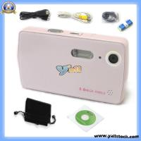 Wholesale DT2153 Advanced 2.4 Inch TFT LCD 8 X Digital Zoom Digital Camera Pink-E01862 from china suppliers