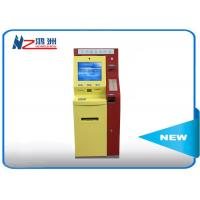 Wholesale Ticketing Vending Touch Screen Bill Payment Kiosk Cash Acceptor With Printing from china suppliers