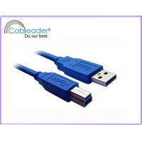 Wholesale OEM / ODM service offered Cableader USB 3.0 Cables Type A Male to B Male from china suppliers