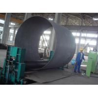 Wholesale Large Symmetric Plate Roller Machine Hydraulic 2000mm Width For Boiler from china suppliers