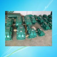 Quality ZQA Cylindrical Gear Reducer Mining Machine Gearboxes Ratio From 8:1 To 50:1 for sale