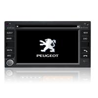 Wholesale PIP Three Zone PEUGEOT 307 / 207 / 3008 Car DVD Player With Autoradio GPS System PEG-795GD from china suppliers