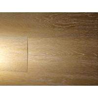 Wholesale wire brushed oak engineered wood flooring from china suppliers