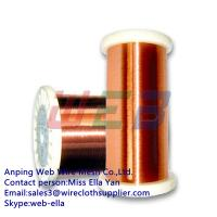 Wholesale red copper wire(Anping Manufacturer) from china suppliers