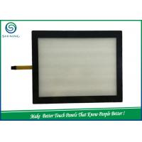 Wholesale Flat TP 5 Wire Resistive Touch Panel / Touch Screen With Resistive Technology from china suppliers