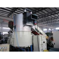 Quality Rolls film traction granulation machinery Film pellizing machinery for sale