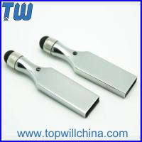 Wholesale Stylus Metal Pen Drive Data Storage for Smart Phone and Tablet from china suppliers