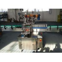 Wholesale High Speed Automatic Labeling Machine , Automatic Label Pasting Machine from china suppliers