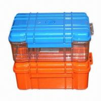 Wholesale 175x105x75mm electronics instrument enclosures/small plastic equipment case, made of clear PC from china suppliers