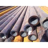 Wholesale Q345 , J55 Bitumen Coating Stainless Steel Welded Pipes / Tubes Din Screw Threaded from china suppliers