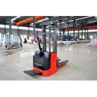 Wholesale Good Prices & Durable Electric Pallet Stacker with Paper Roll Clamps from china suppliers
