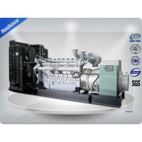 Wholesale 10Kva - 2250Kva Black Silent Diesel Generator Set With Perkins Diesel Engine from china suppliers