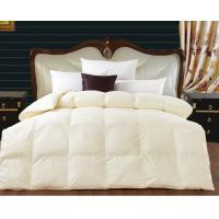 Wholesale Comfortable Home / Hotel Down Feather Comforter with 30% Duck Down / 70% Duck Feather from china suppliers