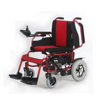 Quality 250W 20Ah Battery Operated Indoor Electric Wheelchair , Handicap Power Chairs for sale