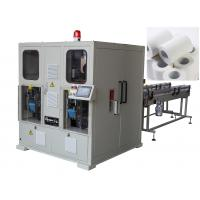 Wholesale Roll Tissue Cutting Machine  Roll Paper Log Saw  Fully Automatic from china suppliers
