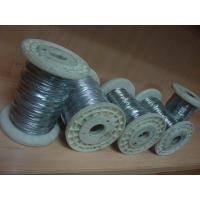 Wholesale Hot Rolling Stainless Steel Wires 5mm For Weaving / Braiding from china suppliers