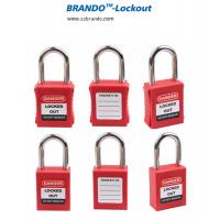 Wholesale Top sale Loto locks supplier and Manufacture for Safety padlocks, KD keyed system Locks from china suppliers