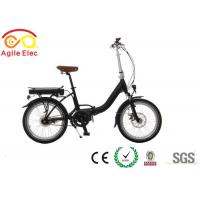 Wholesale Nexus 7 Speed Lightest Electric Folding Bike With Bafang Mid Drive Motor from china suppliers