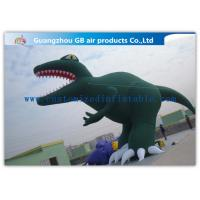 Wholesale Green Inflatable Cartoon Characters Decoration Large Inflatable Dinosaur Model from china suppliers