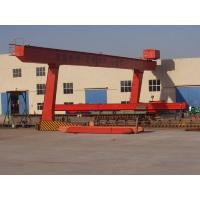 Wholesale MDG Model Single Girder Hook goliath l crane 32ton from china suppliers