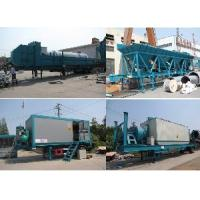 Wholesale QLB-Y1000 Mobile Asphalt Mixing Plant from china suppliers