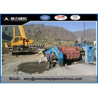 Wholesale Professional 2-4m Length Rcc Hume Pipe Machine OEM / ODM Available    from china suppliers