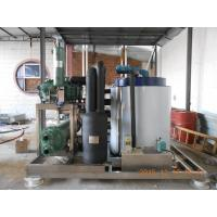 Quality 10000kg/Day Industrial Ice Making Machine , Commercial Grade Ice Machine for sale