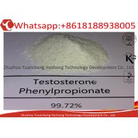 Wholesale Safe Delivery Bulking Cycle Steroids Test P / Testosterone Phenylpropionate from china suppliers