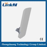 Wholesale AP 5.4G HD Wireless Outdoor CPE AV Audio Video Transmitter / Receiver from china suppliers