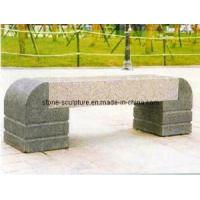Wholesale Decorative Outdoor Granite Bench (FY 143) from china suppliers