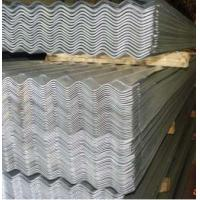 Wholesale High Strength Prepainted / Unpainted Galvanized Corrugated Steel Roofing Sheet from china suppliers