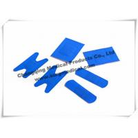 Wholesale Metal Detectable Adhesive Plaster Tape Blue Hypoallergenic Medical Tape For Food Grade from china suppliers