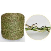 Wholesale Dark Green Artificial Grass Yarn For Outdoor Landscaping Dtex9000 from china suppliers