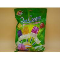 Wholesale Small Yogurt Covered Ice Cream Lollipop / Hard Candies With Multi Fruit Flavor from china suppliers