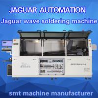 Lead free double wave wave soldering machine/smt wave soldering machine factory