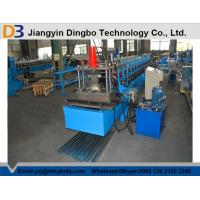 Wholesale Steel Profile C Purlin Roll Forming Machine 5.5kw Hydraulic Motor 100mm - 300mm Width from china suppliers