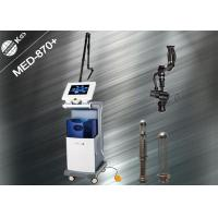 Wholesale Metal Tube RF Excited Co2 Laser 2 In 1 Fractional And Surgical Ultrapulse Laser from china suppliers