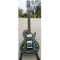 Wholesale New Brand ELECTRIC GUITAR WITH ABALONE TOP from china suppliers