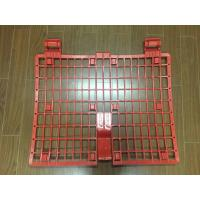 Wholesale Safety Red Plastic Brick Guard Protectors Panel For Scaffolding System from china suppliers