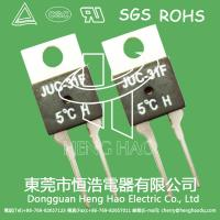 Wholesale JUC-31F thermal switch,JUC-31F thermal protector from china suppliers