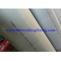 Wholesale Duplex 31803 Chemical Pipe 50mm Stainless Steel Tube 2-18m Length from china suppliers