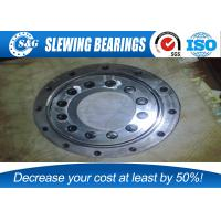 Wholesale Three Row Pole Slewing Ring Bearings For Ladle Turrets / Heavy Duty Mobile Crane from china suppliers